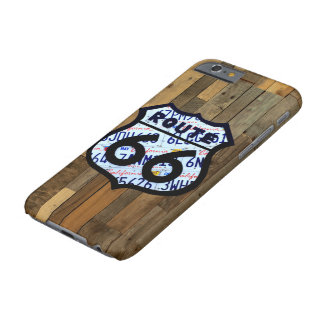 ROUTE 66 LICENSE PLATE SIGN iPHONE 6 CASE