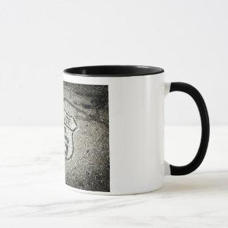 Route 66 Marker Mug