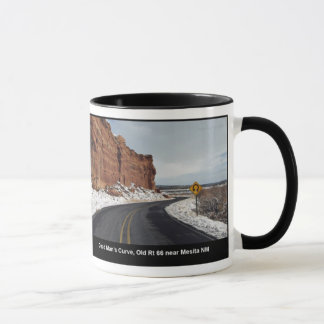 Route 66 Mesita NM Mug