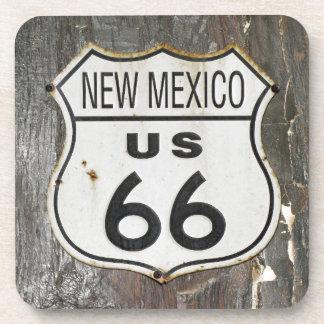 Route 66 New Mexico Coaster