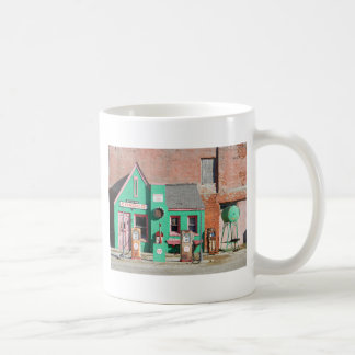 Route 66 Old Conoco Station Coffee Mug