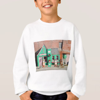 Route 66 Old Conoco Station Sweatshirt