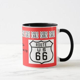 Route 66 Road Trip Souvenir Mug