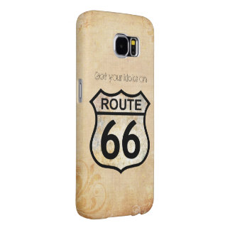 Route 66 samsung galaxy s6 cases