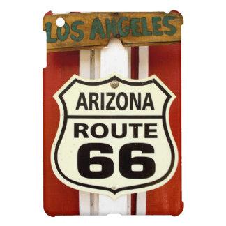 Route 66 Seligman Arizona Usa Case For The iPad Mini