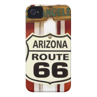 Route 66 Seligman Arizona Usa iPhone 4 Cover