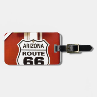 Route 66 Seligman Arizona Usa Luggage Tag