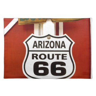 Route 66 Seligman Arizona Usa Placemat