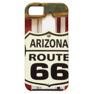 Route 66 Seligman Arizona Usa Tough iPhone 5 Case