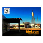 Route 66 (TX) Postcard