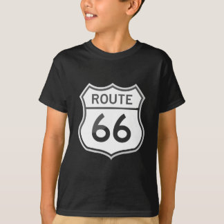 Route 66 US Scenic Historic Highway Road Trip T-Shirt