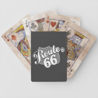 Route 66 Weatherboard Card Deck