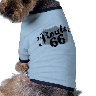 Route 66 Weatherboard Dog Clothes