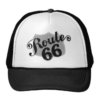 Route 66 Weatherboard Hats