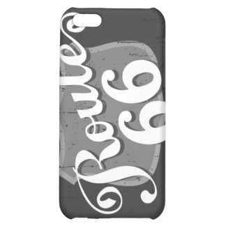 Route 66 Weatherboard iPhone 5C Cover