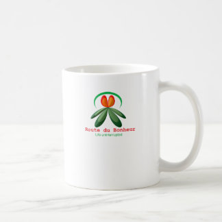 Route de Bonheur Coffee Mug