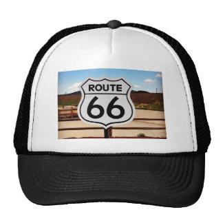 route sixty six usa americana hot rod rat rod hat