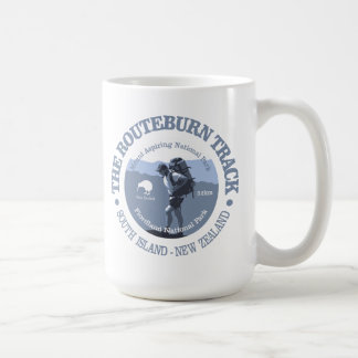 Routeburn Track Coffee Mug