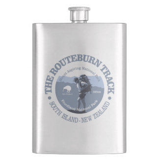 Routeburn Track Hip Flask