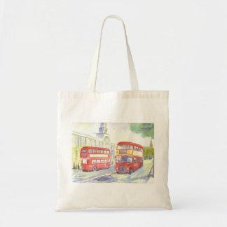 Routemaster Bus Tote shopping bag