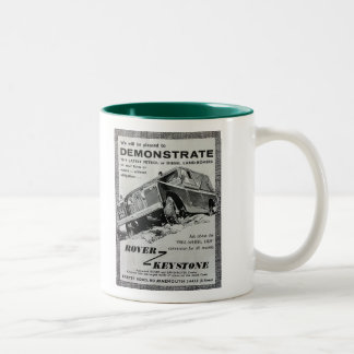 Rover Keystone Ad Coffee Mug