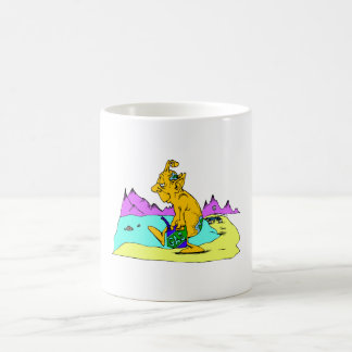 Rover out of gas coffee mug