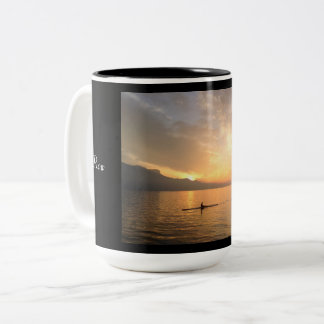 Row and Rest - mug