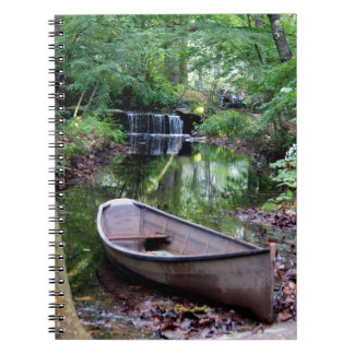 Row boat notebooks