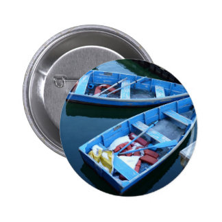 Row Boats Pinback Buttons