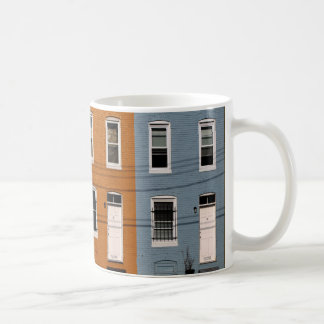 Row Houses I Coffee Mug