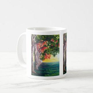 Row of Trees Mug