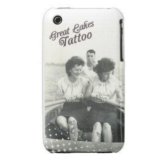 Row Your Boat iPhone 3 Covers