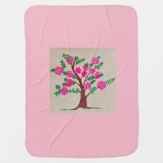 Rowan Tree Baby Blanket
