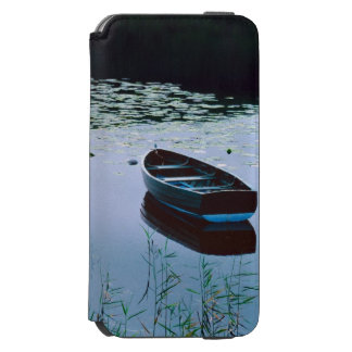 Rowboat on small lake surrounded by water incipio watson™ iPhone 6 wallet case