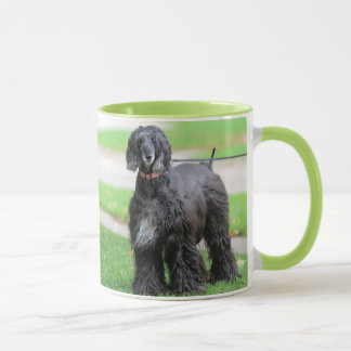 Rowdy elegance mug