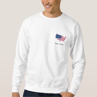 Rowdy Gentleman© Est. 1776 Crewneck Sweatshirt