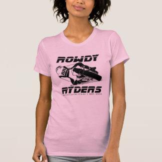 ROWDY Ladies AA Cap Raglan Tees