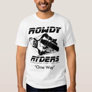 ROWDY Mens Performance Micro-Fiber... - Customized T Shirts