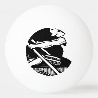 ROWER PING PONG BALL