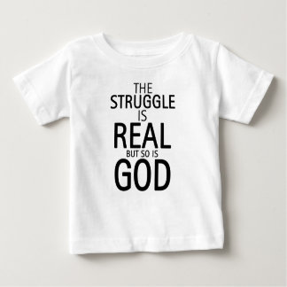 Rower Struggle Baby Baby T-Shirt