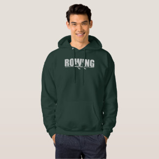 Rowers Rowing Gift Hoodie