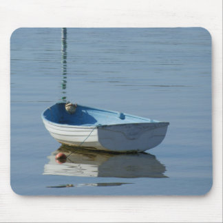 Rowing Boat Mouse Pad