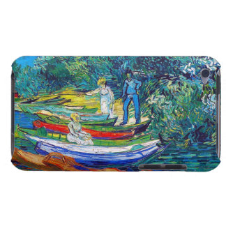 Rowing Boats on the Banks of the Oise Barely There iPod Cases