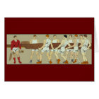 Rowing Crew by Penfield Card
