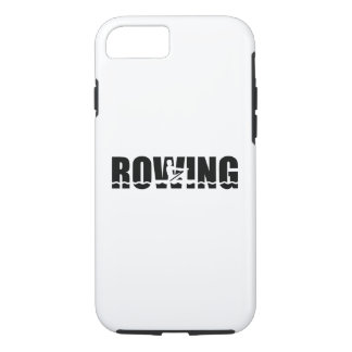 Rowing iPhone 7 Case