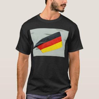 Rowing oar with German flag T-Shirt