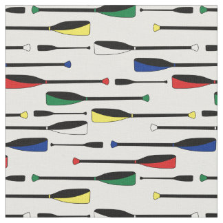 Rowing Oars Fabric