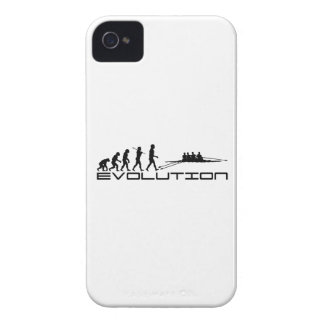 Rowing Rower Water Sport Evolution Art Case-Mate iPhone 4 Case