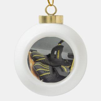 Rowing Team Christmas Ornament