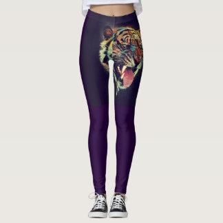 Rowr Print Leggings
